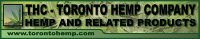 "Toronto Hemp Company Established in 1994 and located in the heart of downtown Toronto, THC is a ""hemp shop"" or ""cannabis / marijuana / hemp culture store"""