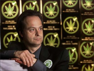 Cannabis Culture - Marc Emery - BCMP - Election campaign
