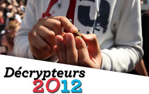 Le Nouvel Observateur, 2 janvier 2012. Cannabis : légalisation, dépénalisation ou contraventionnalisation ?