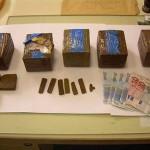 Ouest France - 6 oct 2011 - en prison à  16 ans pour trafic de stupéfiant